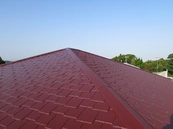 遮熱塗料クールタイトSNで暑い夏も快適に